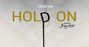 Iyanya -- Hold On (Prod by Don Jazzy) Cover Art