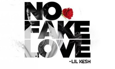 Lil Kesh -- Fake Love (Prod by BeAtZ)