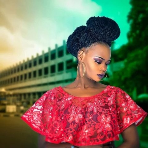 Olajumoke Orisaguna Bread Seller New Photo