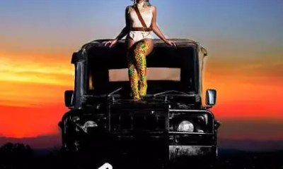 Victoria Kimani -- Safari Album Cover
