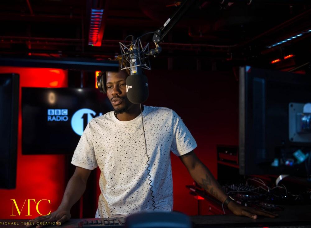 Ycee on BBC Radio 1 Xtra
