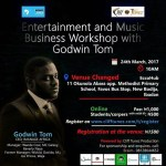 Former Wizkid's Manager Godwin Tom to Host Music Business Series in Ibadan