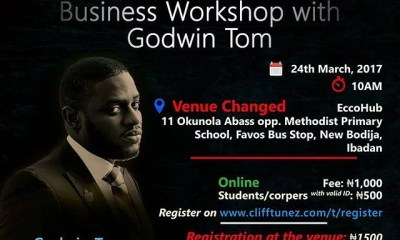 Godwin Tom Music Business Series