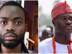 Yahoo Boy who Impersonates Ooni of Ife