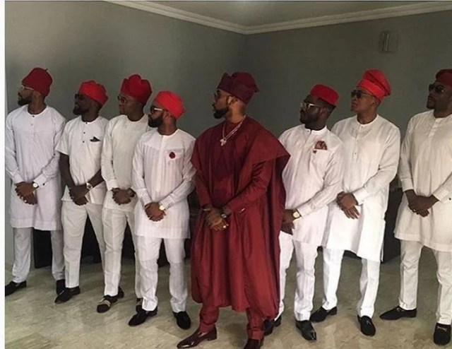 Banky W and Adesua Etomi Introduction Ceremony 05