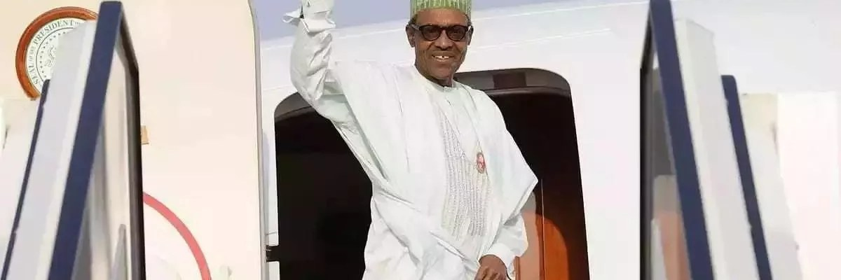 Buhari's Letter Saying He Cannot Determine Date He Will Be Back