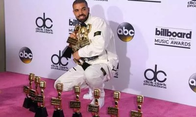 Drake Billboard Music Awards 2017 00