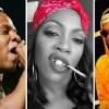 Jay Z, Tiwa Savage and Wizkid