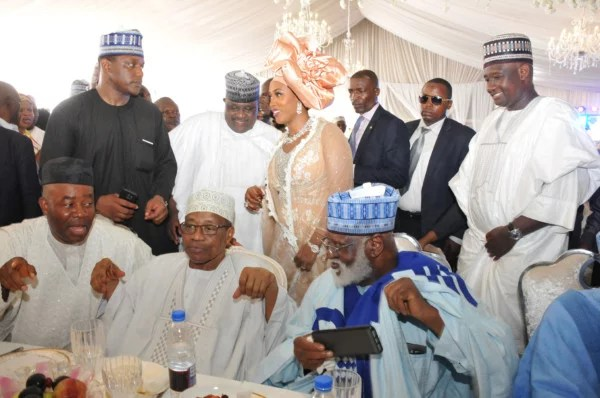 Photos from Babangida Daughter Wedding 01