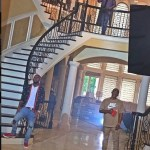 "Strategic Move as American Rapper Wale Shot Video of "" Fine Girl "" with Davido and Olamide in US"