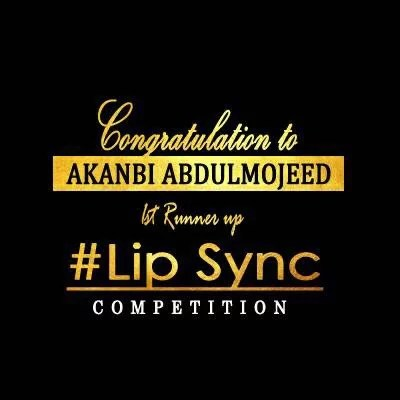 The Aristocrat Lip Sync Competition Winner