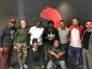 DJ Maphorisa Sings to Sony Muusic