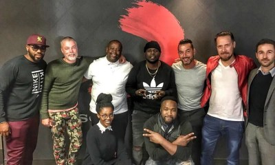 DJ Maphorisa Sings to Sony Muusic