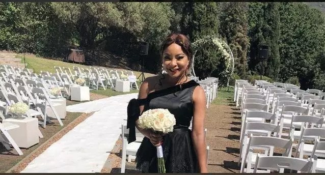 Banky W White Wedding in SA 08
