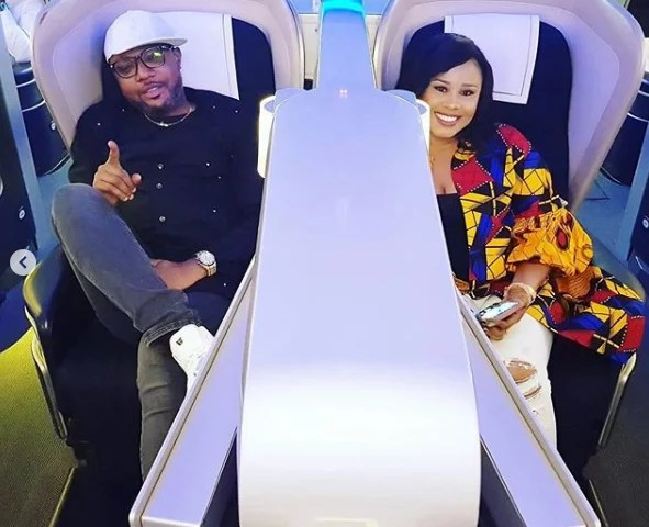 E-Money and His Wife