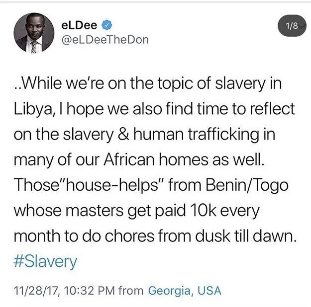 Eldee on Libya Slavery 06