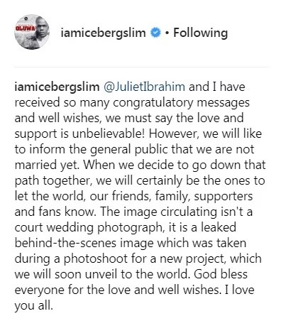 Iceberg Slim and Juliet Ibrahim 00