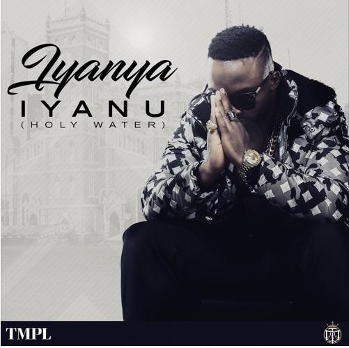 Iyanya-- Iyanu Cover Art