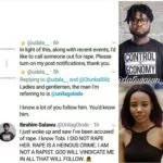 """Popular Blogger Unilag Olodo in Sex Scandal """" Lady Claims Blogger Raped Her and Then Started Begging Her """""""