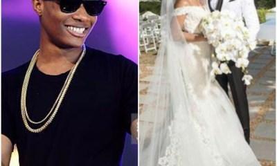 Wizkid Miss Banky W Wedding