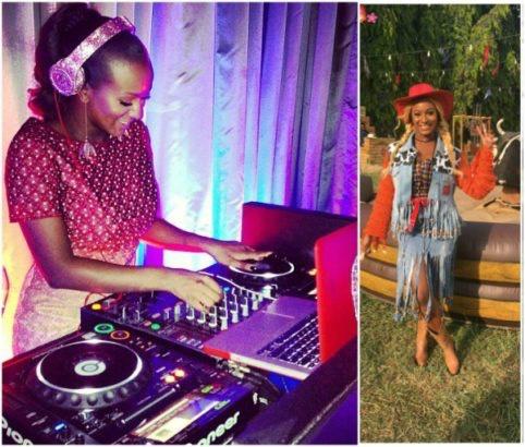 DJ Cuppy 00