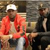 Davido and Kamal Ajiboye
