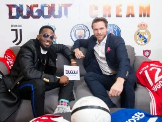 Dbanj Launches CREAM Sports 00
