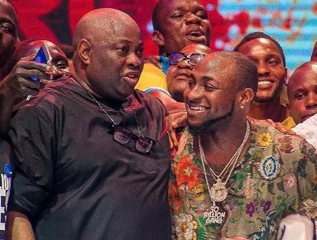 Dele Momodu and Davido Ends Beef Fight 00