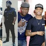 #EndSARS : Meet Flashy Nigerian SARS Officer, Yomi Sars Who Doubles as Musician at Night