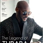 """"""" The Legend Of TuBaba """" As 2Face Idibia Covers Guardian Life Magazine"""