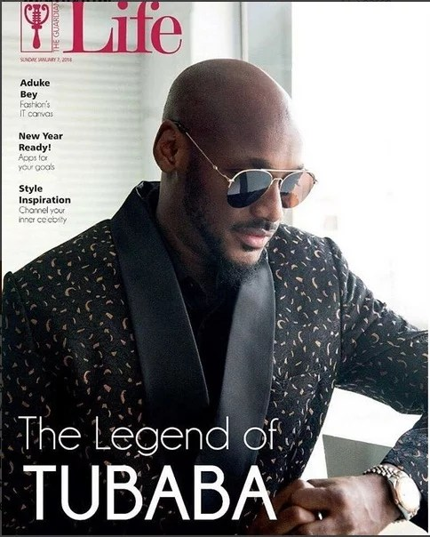 2baba Cover Guardian Life Magazine