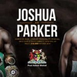 The Battle of Kings As Anthony Joshua and Joseph Parker Set To Fight For Heavyweight Title Unification Bout