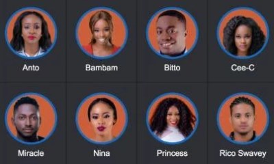 Big Brother Naija 2018 Housemates 00