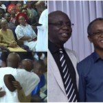 "Gov El-Rufai Worship With Tunde Bakare In Lagos, A Week After  "" Presidential Declaration """