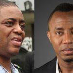 Femi Fani-Kayode Raises Curse on Omoyele Sowore Over His Failed Marriage Reports By Sahara Reporters