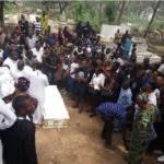 Photos As Ibadan Based OAP, Olufemi Oluwajobi Laid To Rest At 32