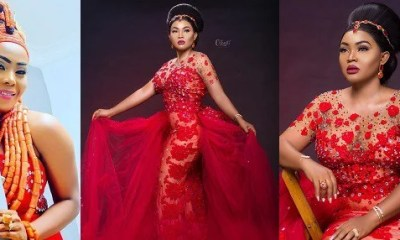 Tailor Sold My Wedding Dress to Mecry Aigbe 05
