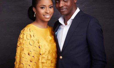 Damilola Osinbajo and Oluwaseun Bakare Wedding