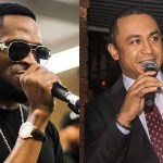 "D'banj Tells Daddy Freeze "" I Pay My Tithes And I'm Proud I Pay "" At Omotola's 40th Birthday Grand Ball, And Here's Daddy Freeze Responds To Him"