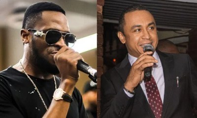 Dbanj and Daddy Freeze