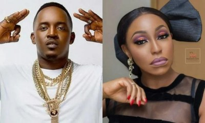MI Abaga and Rita Dominic