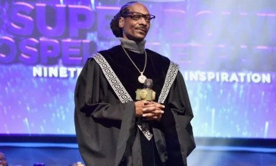 Snoop Dogg Turns Gospel Minister