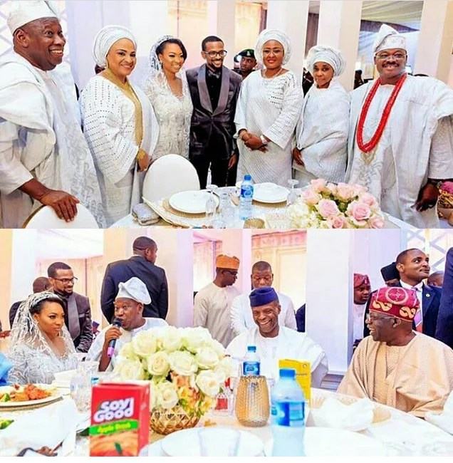 Gov Ajimobi Son Weds Gov Ganduje Daughter in Ibadan 03 (1)