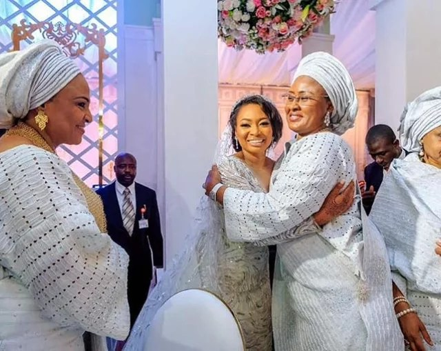 Gov Ajimobi Son Weds Gov Ganduje Daughter in Ibadan 09 (2)