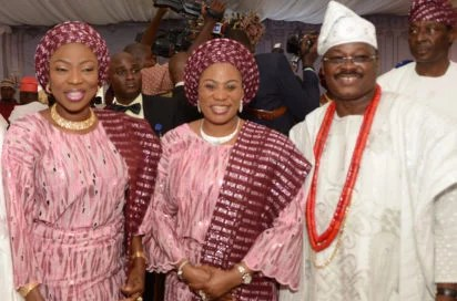 Gov Ajimobi Son Weds Gov Ganduje Daughter in Ibadan 20