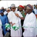 Presidency Denies That Buhari Was In Lagos to Commission Eko Atlantic City Project