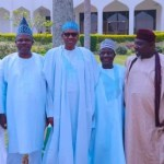 APC Governors Reject Oyegun's Tenure Extension, But Back Buhari Re-Election
