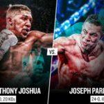 Download Video Highlight Match Between Anthony Joshua vs Joseph Parker Fight – Boxing Highlight