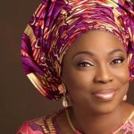 How Ambode's Wife Greets President Buhari Will Shock
