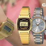 Make a Good First Impression with These 4 Casio Wristwatches